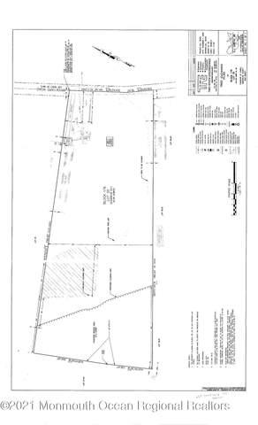 454 Brickyard Road, Freehold, NJ 07728 (MLS #22133677) :: Corcoran Baer & McIntosh