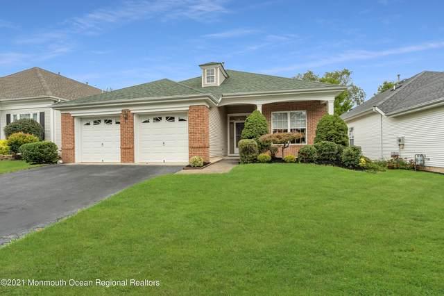 3 Summerfield Drive, Lakewood, NJ 08701 (MLS #22133680) :: The Sikora Group