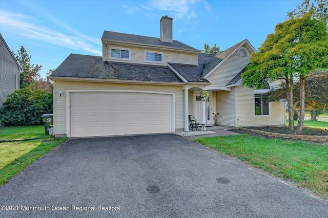 1 Longbrook Lane, Freehold, NJ 07728 (MLS #22133711) :: The MEEHAN Group of RE/MAX New Beginnings Realty