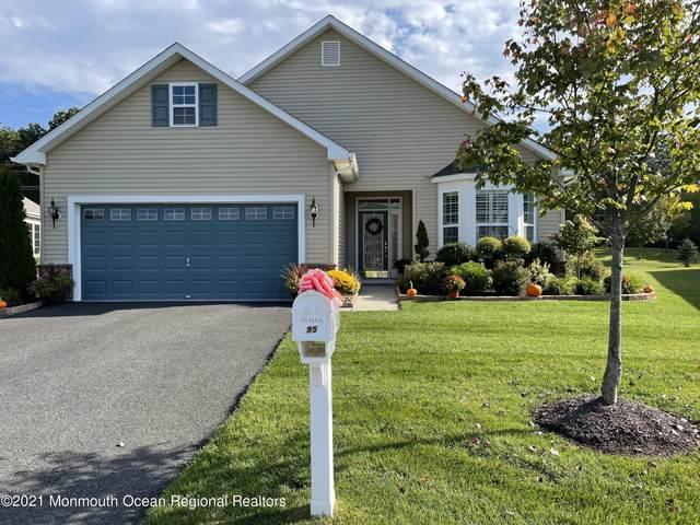 95 Eagle Ridge Circle, Lakewood, NJ 08701 (#22133724) :: Rowack Real Estate Team