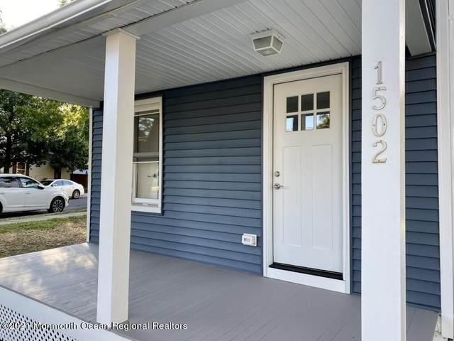 1502 Monroe Avenue, Neptune Township, NJ 07753 (MLS #22133744) :: Provident Legacy Real Estate Services, LLC