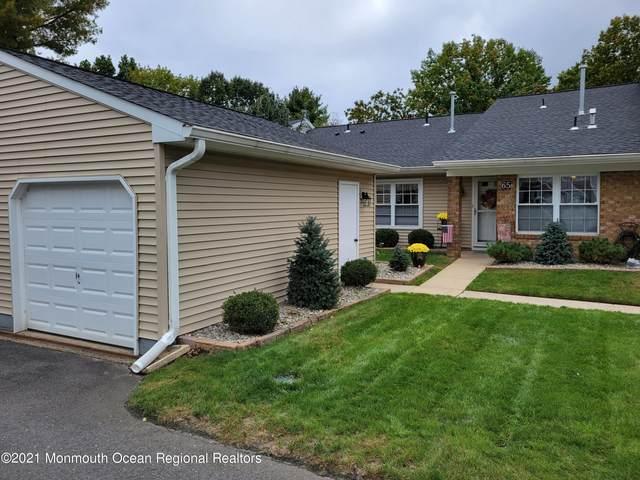 65 Smoke Tree Terrace #158, Red Bank, NJ 07701 (#22133745) :: Daunno Realty Services, LLC