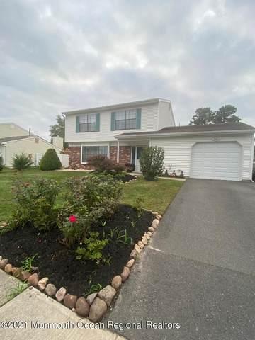 39 Peachstone Road, Howell, NJ 07731 (MLS #22133749) :: Corcoran Baer & McIntosh