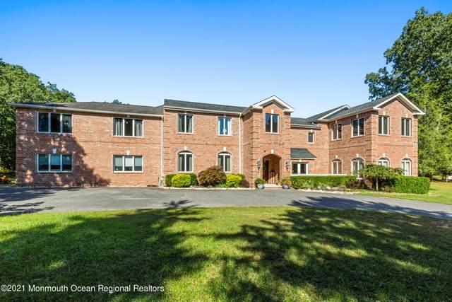 363 Lanes Pond Road, Howell, NJ 07731 (MLS #22133793) :: Corcoran Baer & McIntosh