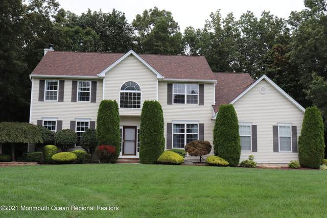 6 Hardwood Drive, Jackson, NJ 08527 (MLS #22133821) :: The Sikora Group