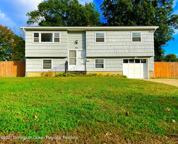 41 Highland Avenue, Hazlet, NJ 07730 (MLS #22133831) :: The Dekanski Home Selling Team