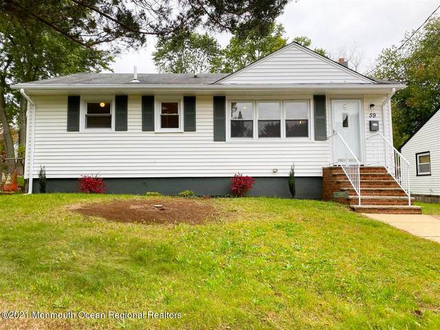 59 Bond Street, Freehold, NJ 07728 (MLS #22133846) :: The MEEHAN Group of RE/MAX New Beginnings Realty