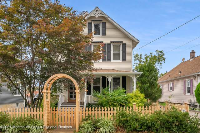 34 Tower Hill Avenue, Red Bank, NJ 07701 (#22133860) :: Daunno Realty Services, LLC