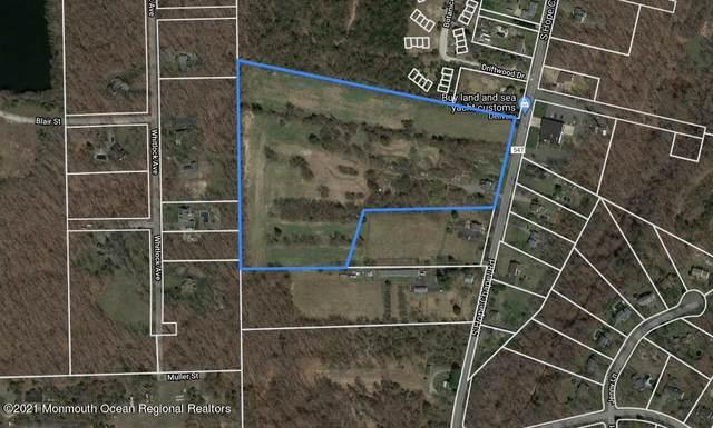 90 S Hope Chapel Road, Jackson, NJ 08527 (MLS #22133879) :: The Sikora Group