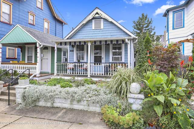 106 1/2 Cookman Avenue, Ocean Grove, NJ 07756 (MLS #22133897) :: Provident Legacy Real Estate Services, LLC