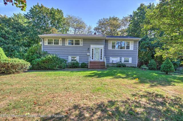 60 Reynolds Drive, Eatontown, NJ 07724 (MLS #22133921) :: Corcoran Baer & McIntosh