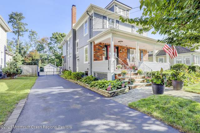 3 Kiawah Avenue, Freehold, NJ 07728 (MLS #22133947) :: The Sikora Group