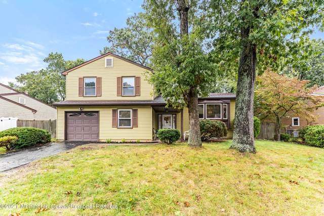11 Flintlock Drive, Howell, NJ 07731 (MLS #22133949) :: William Hagan Group