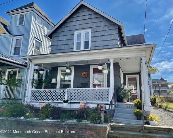 144 Mt Hermon Way, Ocean Grove, NJ 07756 (MLS #22133968) :: Provident Legacy Real Estate Services, LLC