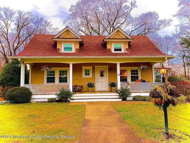 4 Ivy Place, Ocean Twp, NJ 07712 (MLS #22134064) :: The Dekanski Home Selling Team