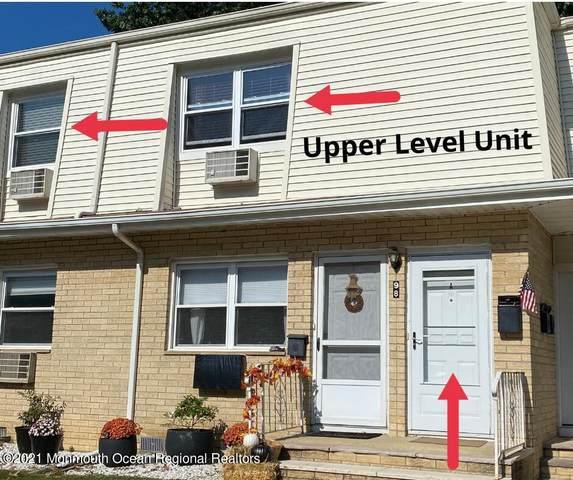 98 White Street A, Eatontown, NJ 07724 (MLS #22134065) :: The Dekanski Home Selling Team
