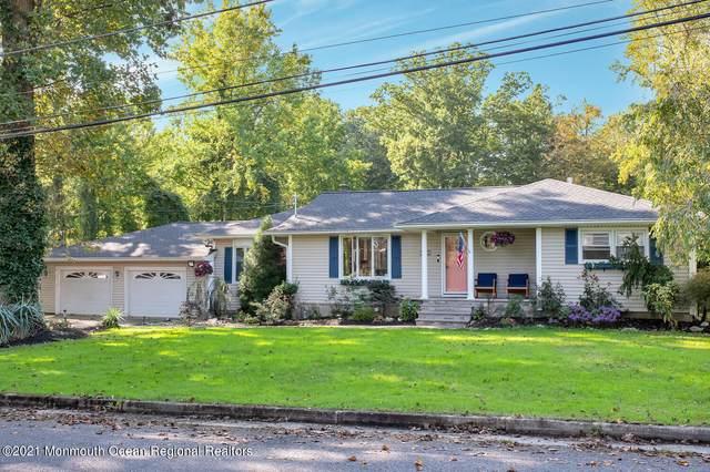 8 Wesleyan Street, Red Bank, NJ 07701 (#22134110) :: Daunno Realty Services, LLC