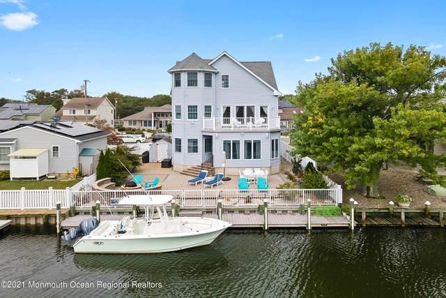 819 Bowsprit Point, Lanoka Harbor, NJ 08734 (MLS #22134125) :: Corcoran Baer & McIntosh