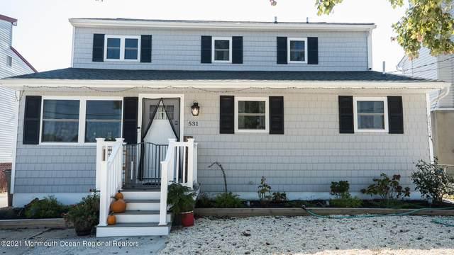 531 Laurel Boulevard, Lanoka Harbor, NJ 08734 (MLS #22134133) :: Corcoran Baer & McIntosh