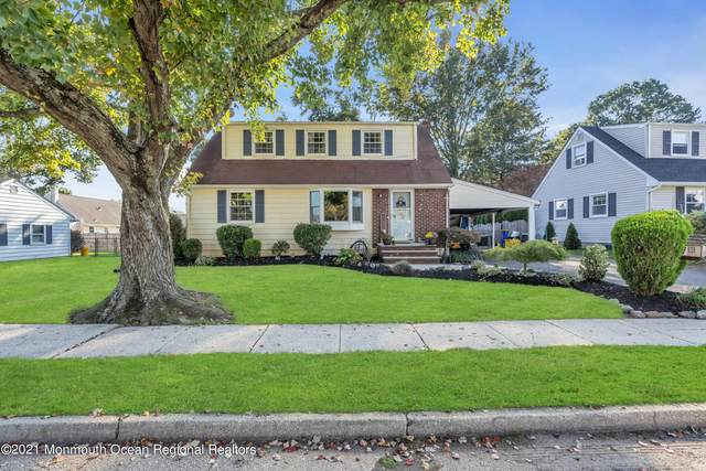 7 Mead Avenue, Freehold, NJ 07728 (MLS #22134152) :: The MEEHAN Group of RE/MAX New Beginnings Realty