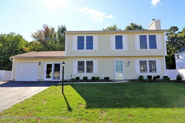 873 Yellowbank Road, Toms River, NJ 08753 (#22134169) :: Daunno Realty Services, LLC