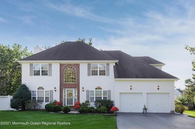 24 Barrett Walk, Brick, NJ 08724 (MLS #22134181) :: Provident Legacy Real Estate Services, LLC