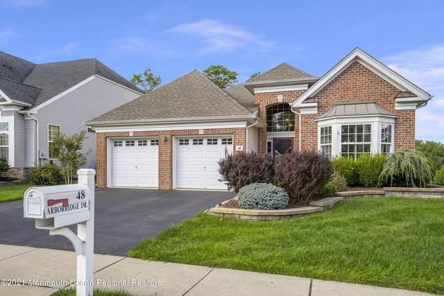 48 Arborridge Drive, Forked River, NJ 08731 (MLS #22134184) :: Corcoran Baer & McIntosh