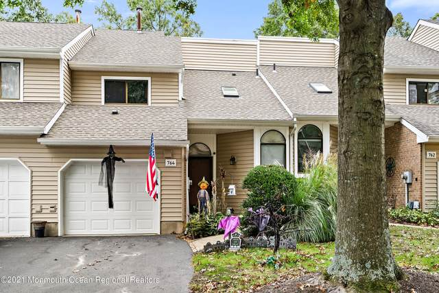 764 Burntwood Trail #733, Toms River, NJ 08753 (#22134241) :: Daunno Realty Services, LLC