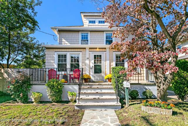 128 Pearl Street, Red Bank, NJ 07701 (#22134243) :: Daunno Realty Services, LLC