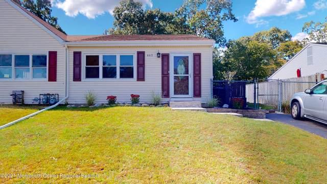 643 Innkeeper Lane, Toms River, NJ 08753 (#22134256) :: Daunno Realty Services, LLC