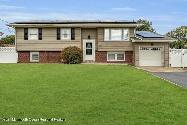526 Raven Court, Toms River, NJ 08753 (#22134293) :: Daunno Realty Services, LLC