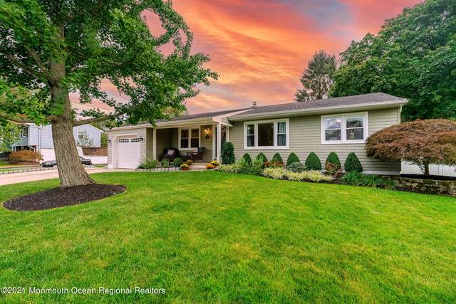 38 Country Club Drive, Neptune Township, NJ 07753 (MLS #22134329) :: Provident Legacy Real Estate Services, LLC