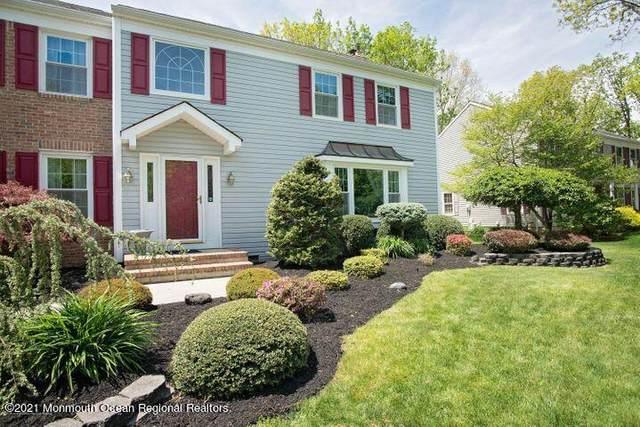 1788 Rolling Ridge Lane, Toms River, NJ 08755 (MLS #22134345) :: The Dekanski Home Selling Team