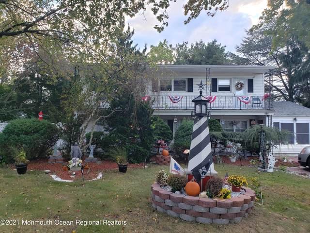 434 Harmony Road, Middletown, NJ 07748 (MLS #22134351) :: PORTERPLUS REALTY