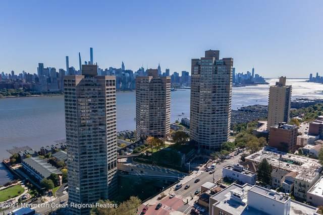 7004 Boulevard E 40G, Guttenberg, NJ 07093 (MLS #22134389) :: The MEEHAN Group of RE/MAX New Beginnings Realty