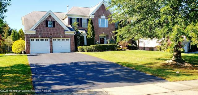 137 Yale Drive, Freehold, NJ 07728 (MLS #22134393) :: William Hagan Group