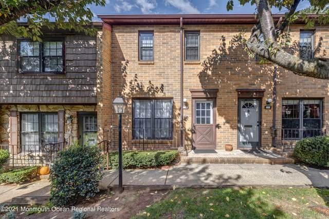 301 Spring Street #26, Red Bank, NJ 07701 (MLS #22134408) :: PORTERPLUS REALTY