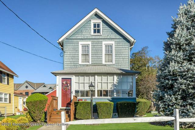 377 W Columbus Place, Long Branch, NJ 07740 (MLS #22134414) :: Provident Legacy Real Estate Services, LLC