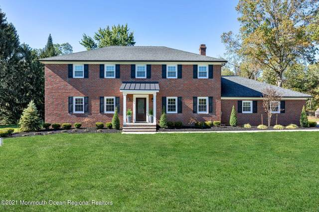 56 Carriage Hill Drive, Colts Neck, NJ 07722 (MLS #22134418) :: Team Gio | RE/MAX