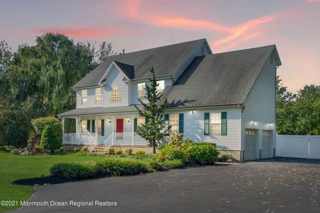 539 Ryders Lane, East Brunswick, NJ 08816 (MLS #22134424) :: Kay Platinum Real Estate Group