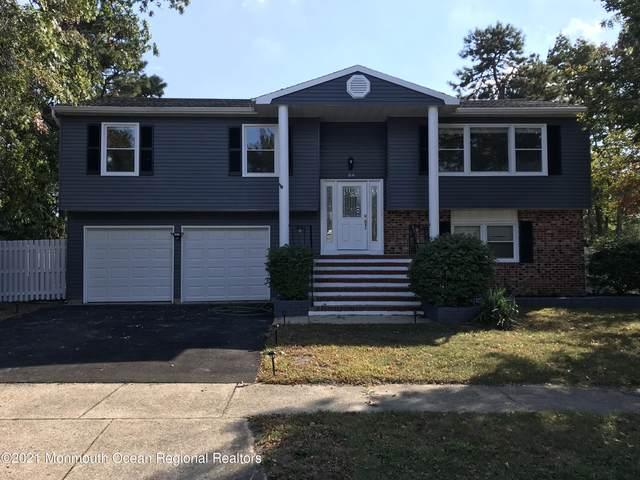84 Pine Needle Street, Howell, NJ 07731 (MLS #22134430) :: William Hagan Group