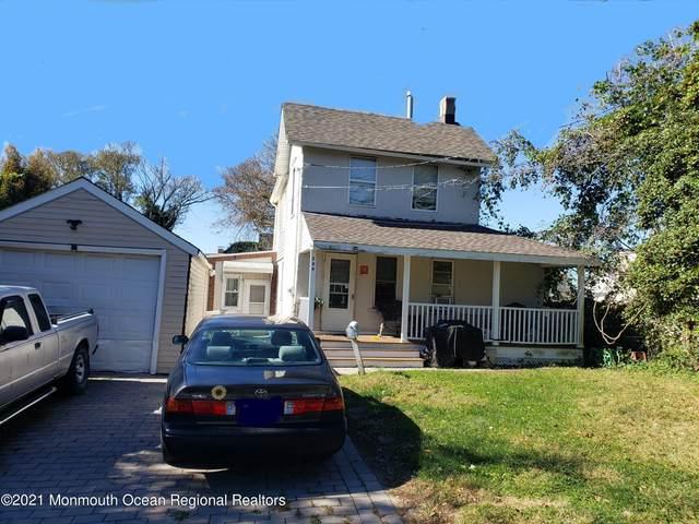 284 Van Pelt Place, Long Branch, NJ 07740 (MLS #22134458) :: Provident Legacy Real Estate Services, LLC