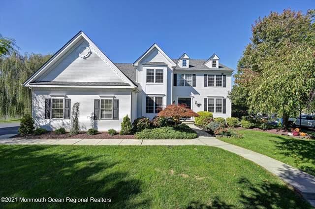 91 Princeton Oval, Freehold, NJ 07728 (MLS #22134474) :: PORTERPLUS REALTY