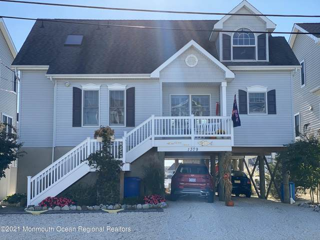 1379 Paul Boulevard, Beach Haven West, NJ 08050 (#22134495) :: Rowack Real Estate Team