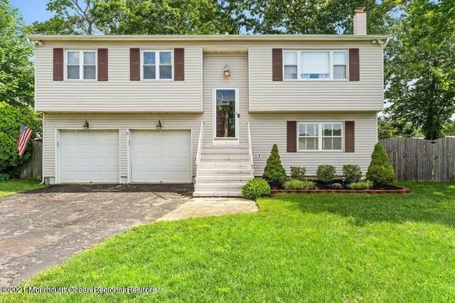 564 Baxter Street, Brick, NJ 08723 (MLS #22134501) :: Provident Legacy Real Estate Services, LLC