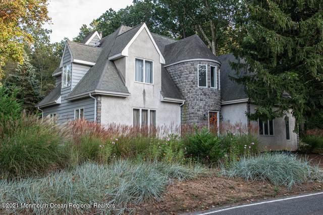41 Silvers Road, Freehold, NJ 07728 (MLS #22134513) :: PORTERPLUS REALTY