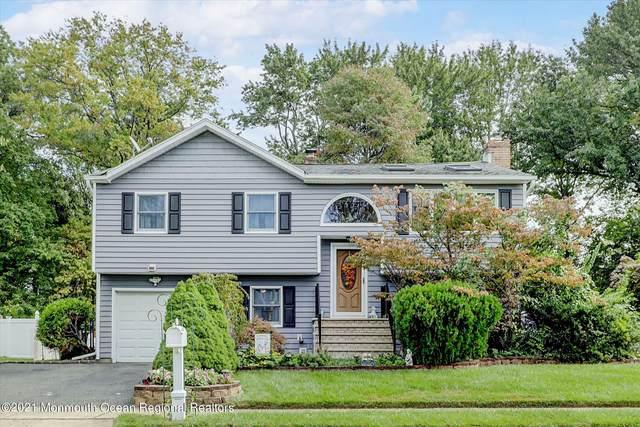 33 Croman Court, Hazlet, NJ 07730 (MLS #22134569) :: The Dekanski Home Selling Team