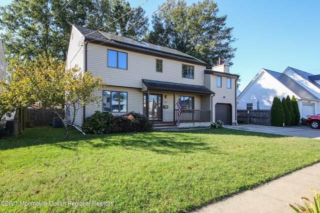 70 2nd Street, Hazlet, NJ 07734 (MLS #22134581) :: The Dekanski Home Selling Team