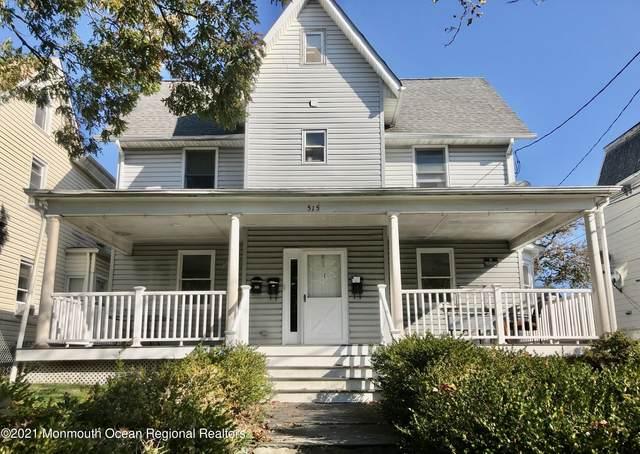 515 1st Avenue Apt 1, Asbury Park, NJ 07712 (MLS #22134697) :: William Hagan Group