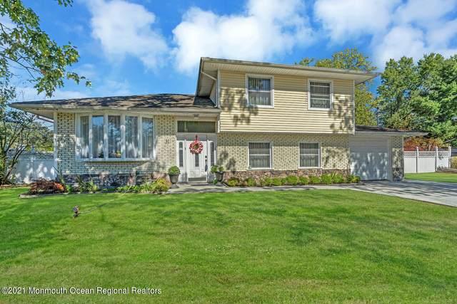 31 Oak Terrace, Howell, NJ 07731 (MLS #22134704) :: Halo Realty